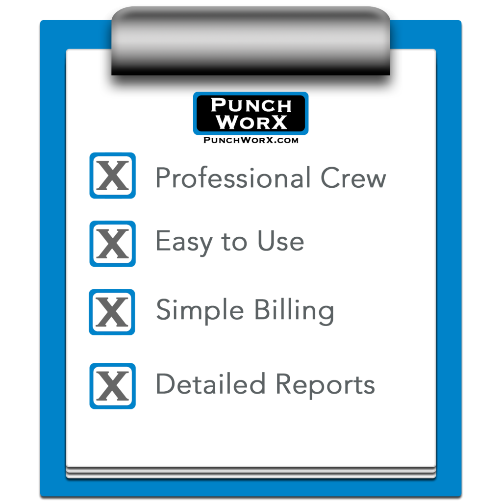 Punch-List